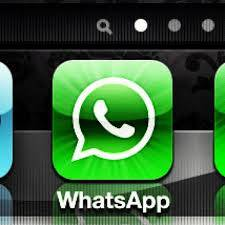 whatsapp messenger chat