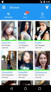 siti simili a thai friendly app