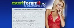 escortforum recensione opinioni alternative e siti simili