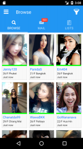 siti simili a thai friendly app