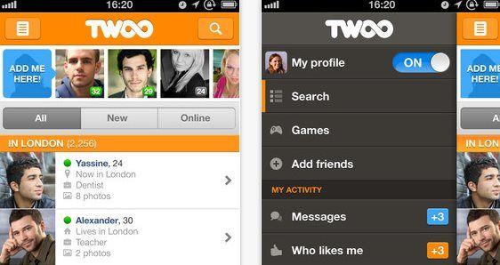 app di twoo come funziona