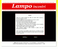 lampo incontri alternative