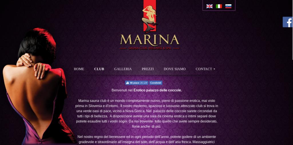 marina club recensione opinioni