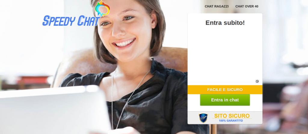 speedychat recensione chat gratis
