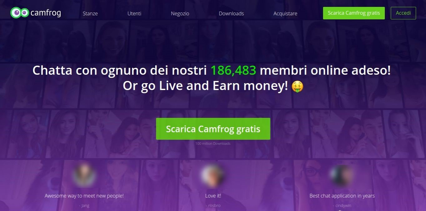 incontri online live chat