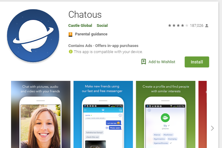 chatous app alternative incontri chat