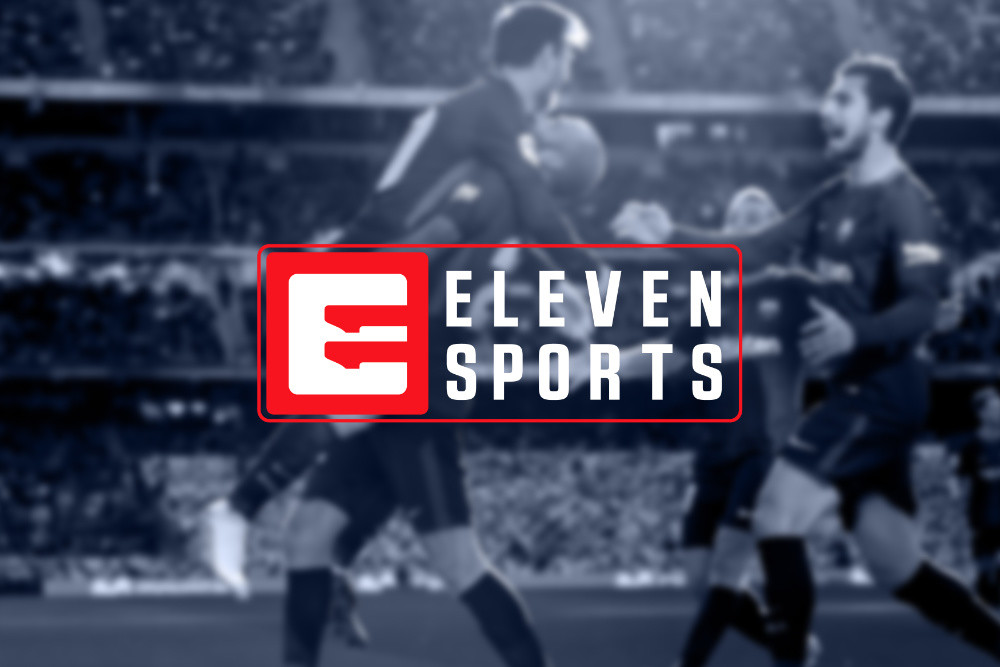 eleven sports streaming calcio