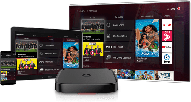 vodafone tv streaming gratis