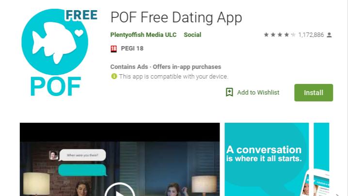 plentyoffish free dating app-siti simili alternative gratis pof