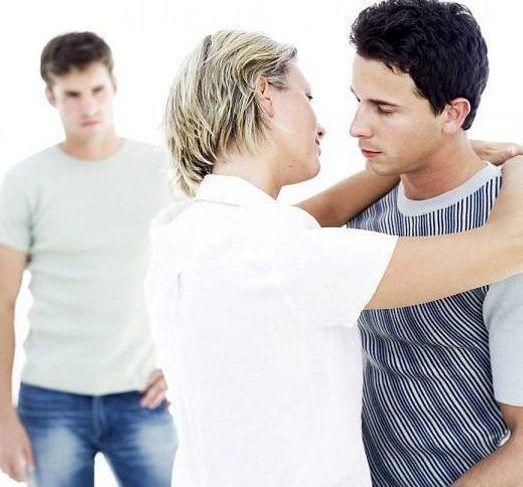 relazione con donna sposata