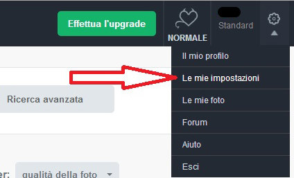 come cancellare account su flirt com