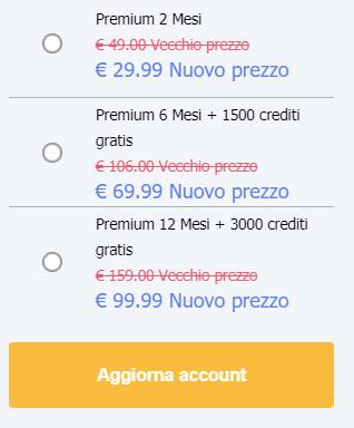 quanto costa onlovee è gratis
